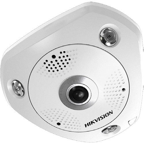 HIKVISION DS-2CD6362F-IVS, 6Mpx 360°Camera