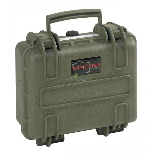 Explorer cases 2712 gt line valigia ermetica a tenuta for Costruttore di piccole case online