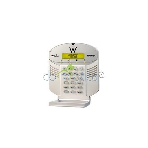 Combivox Centrale di Allarme Tastiera LCD wireless