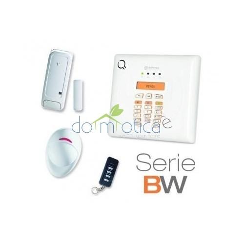 BENTEL BW30-K KIT Allarme antifurto senza fili 30 zone.