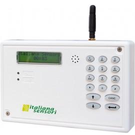 Combinatore telefonico universale operante sulla rete GSM