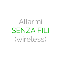 Allarmi Senza Fili (Wireless)