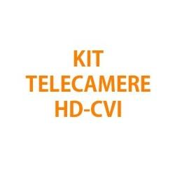 KIT Telecamere HD-CVI